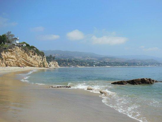 Paradise Cove: Beautiful beach!