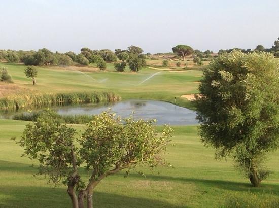 Donnafugata Golf Resort & Spa: vista dalla terrazza della camera suite