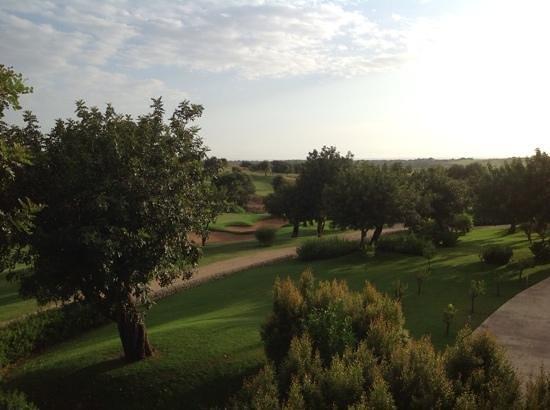 Donnafugata Golf Resort & Spa: 18 buche Parkland