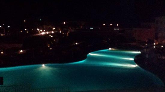 Dessole Titanic Aqua Park Resort: at night