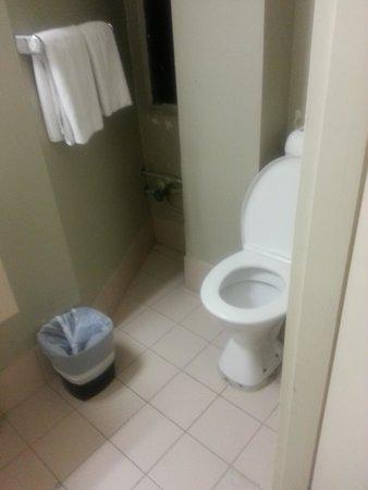 ibis Styles Kingsgate Hotel : toilet