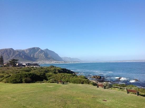 The Marine Hermanus: view form our room