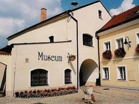 Nove Mesto nad Metuji, Czech Republic: Městské muzeum Nové Město nad Metují