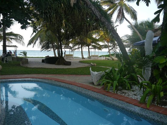 The Maji Beach Boutique Hotel: Nice