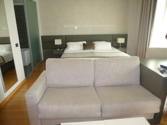 Radisson Blu Resort, Terme di Galzignano - Hotel Majestic : chambre