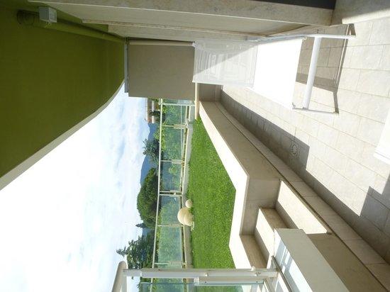 Radisson Blu Resort, Terme di Galzignano: terrase