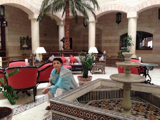 Movenpick Resort Petra : Bistro/Bar area