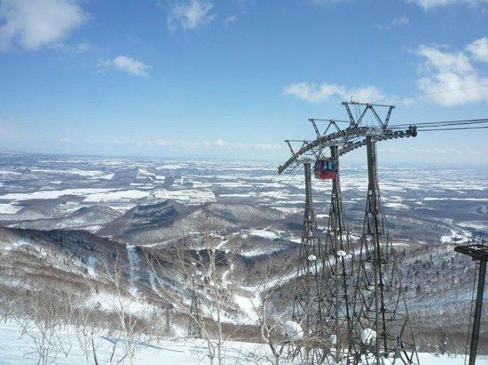 Sahoro Resort Ski Place : 山頂