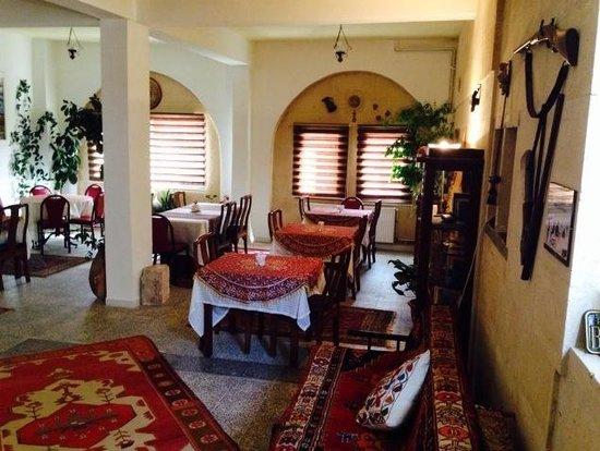 Anatolia Pension: Restaurant