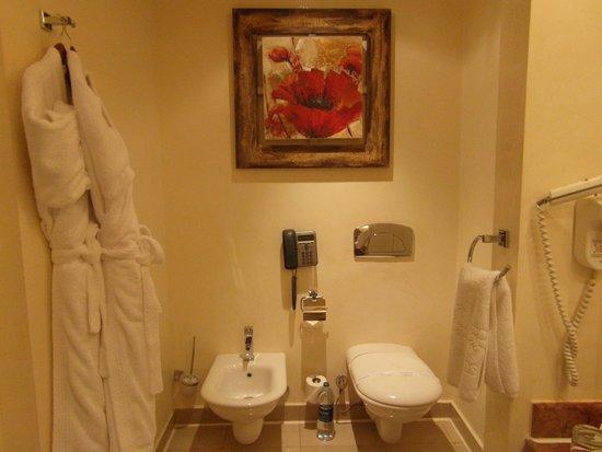 Sensimar Premier Le Reve: Delux room bathroom part 2