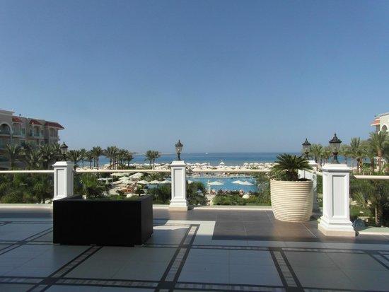 Sensimar Premier Le Reve: View from hotel
