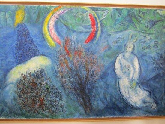Musée Marc-Chagall (Nice) : シャガール