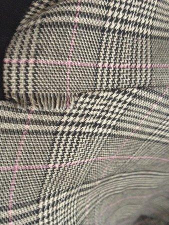 Blue   Ms Tam Tam: split seam from poor stitching