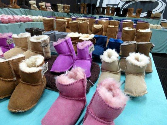 ugg boots victoria market