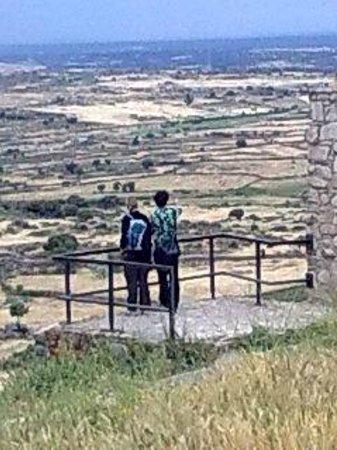 Castillo de Trujillo: Alcazar mirador