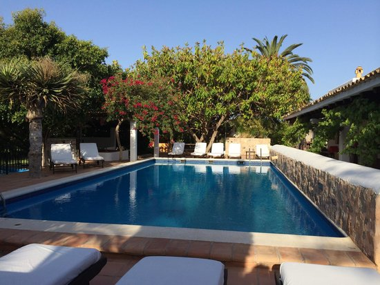 Agroturismo Can Pere Sord: The swimming pool