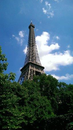 Tour Eiffel : The Eiffel Tower