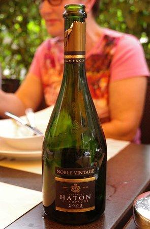 La Banque: champagne