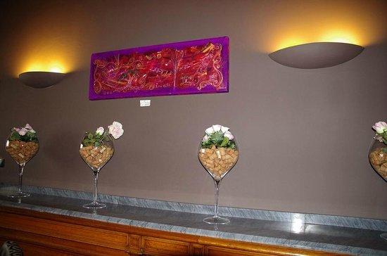 La Banque: inside the restaurant