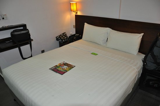 Tune Hotel Waterfront Kuching: Double Room
