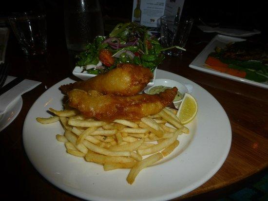 Gnarabar: Fish and chips