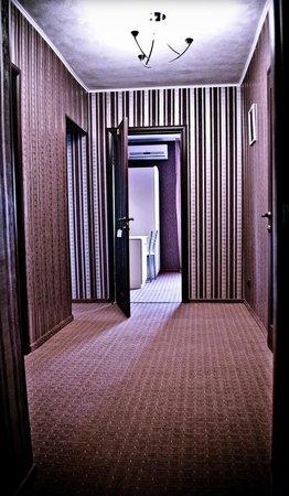 Lime Hotel : Уютный отель в тихом районе