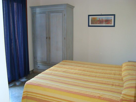 Palau Green Village: bedroom