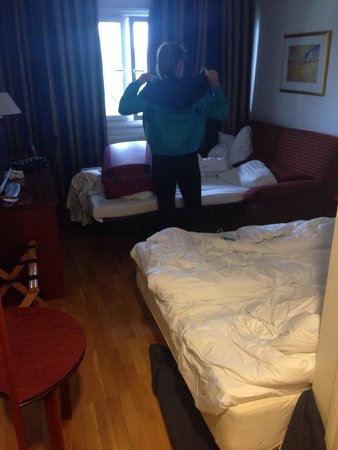 Best Western Oslo Airport Hotell : So called family room