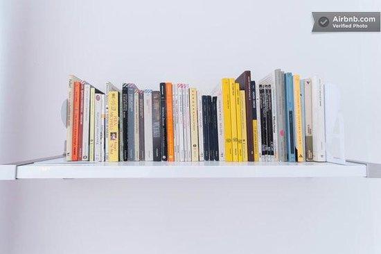 Casa Filiberto: libri