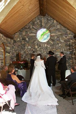 Diamond D Ranch: Married in the Chapel