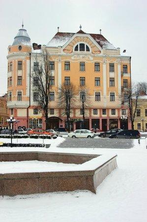 Former Bristol Hotel