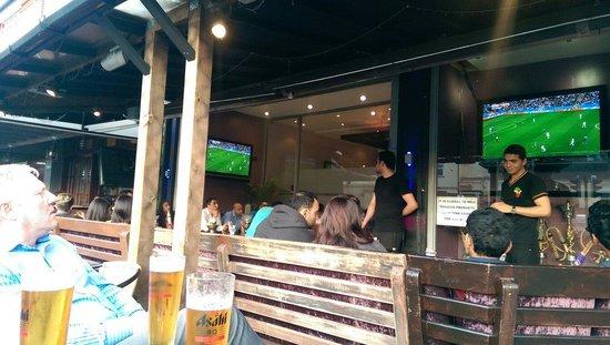 Blue Zenzer Cafe Bar Restaurant