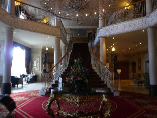 Clanree Hotel: Eingangshalle/Lobby