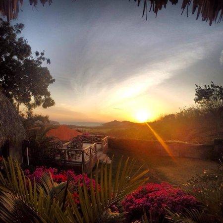 Casa De Olas: Sunset