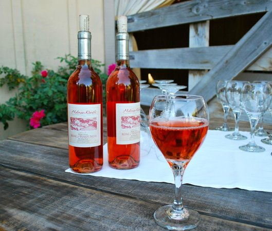 Holman Ranch: well known Rose