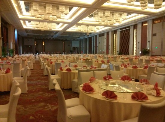 Sheraton Jiangyin Hotel : Wish I could have married here