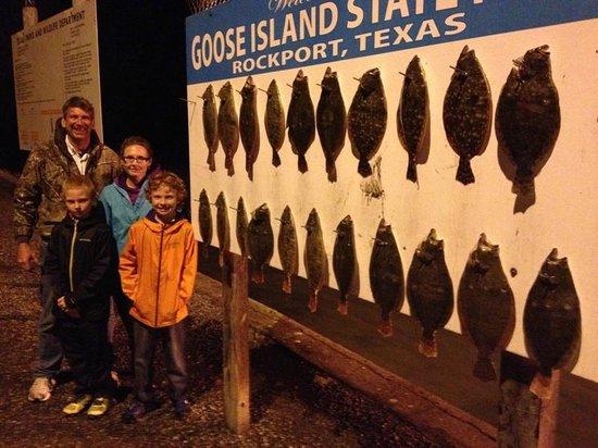 Night Stalker Guide Service: Kids love flounder gigging