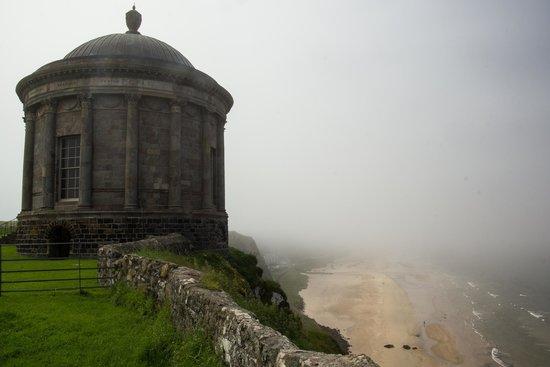 Mussenden Temple : Temple