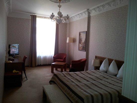 Artis Centrum Hotels : вид номера