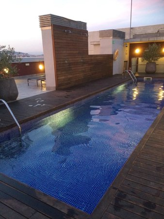 Residencia Melon District Marina: Rooftop Pool