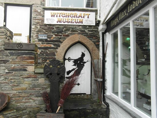The Museum of Witchcraft and Magic: Museum of Witchcraft