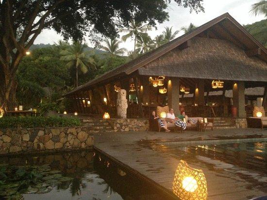 Jeeva Klui Resort: Main restaurant