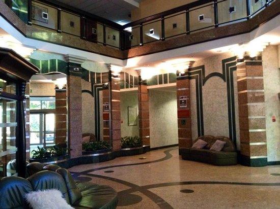Hotel Belweder: Reception hall