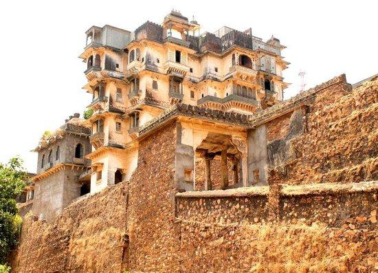 Dungarpur, الهند: Exterior view