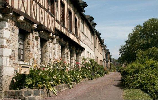 Auberge de L'Abbaye : accès à l'auberge