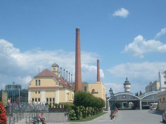 Pilsner Urquell Brewery: Brauerei