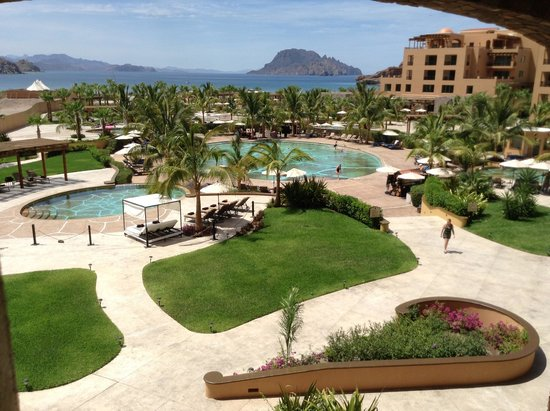 Villa del Palmar Beach Resort & Spa at The Islands of Loreto: gorgeous view and landscape