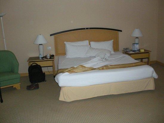 Baiyoke Sky Hotel: Inside View of room