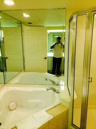 Westgate Lakes Resort & Spa: Jacuzzi