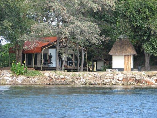 Kalizo Lodge: A fisherman's dream location
